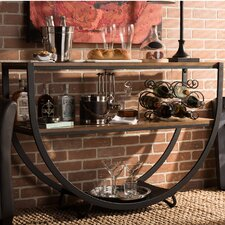 Shuffler Console Table  by Mercury Row®