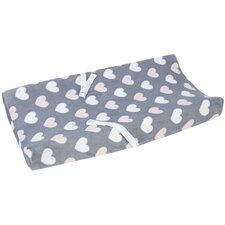 Hugs and Kisses Changing Pad Cover