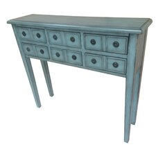 Amrish Console Table by Bungalow Rose