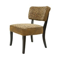 Ansel Fabric Slipper Chair by World Menagerie