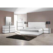 Orrstown Platform 5 Piece Bedroom Set