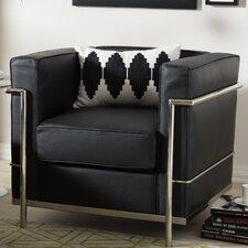 Demaree Mason Club Chair by Latitude Run
