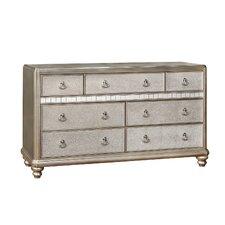 Dorcey 7 Drawer Dresser