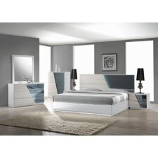 Quick View Murakami Platform 5 Piece Bedroom Set