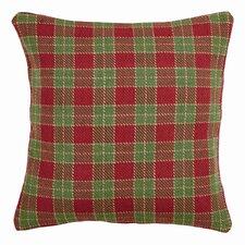 plaid throw pillow - Christmas Decorative Pillows