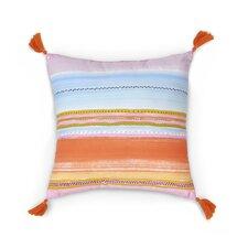 Elaine Square Stripe Throw Pillow