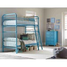 Landry Twin Slat Bunk Bed