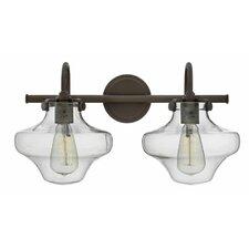 Howells 2-Light Vanity Light