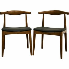 Justin Dining Chair (Set of 2) by Latitude Run