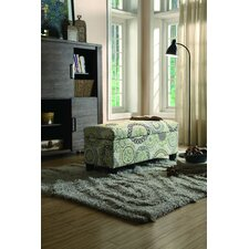 Lola Upholstered Storage Entryway Bench by Latitude Run