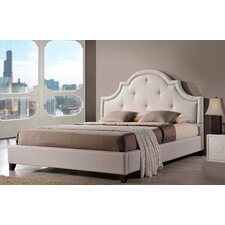 Zack Upholstered Platform Bed by Latitude Run
