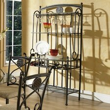 Aukerman Storage Baker's Rack