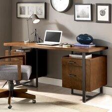 Gilroy Double Pedestal Writing Desk
