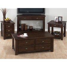 Linden Coffee Table Set by Loon Peak