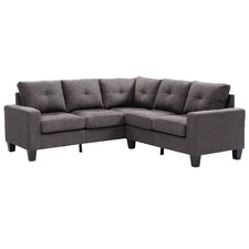 Tremendous Shop Mercury Row Melantha Sectional New Year 2019 Sale Caraccident5 Cool Chair Designs And Ideas Caraccident5Info
