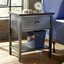 Florence 1 Drawer Nightstand