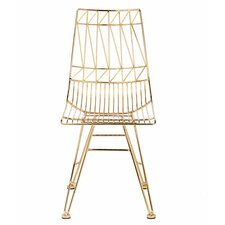 Newton Abbot Steel Parsons Chair (Set of 2) by Mercer41™