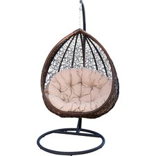 Everson Swing Chair with Stand