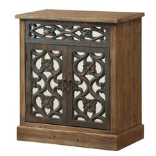 Javion 1 Drawer 2 Door Accent Cabinet by Bungalow Rose