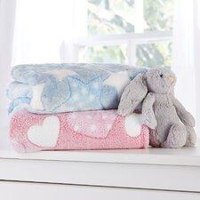 Star Plush Blanket