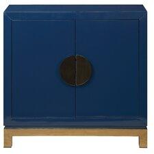 Dockrey 2 Door Cabinet by Mercer41™