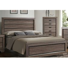 Hannaford Panel Customizable Bedroom Set