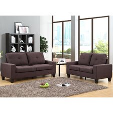 Winefred Sofa and Loveseat Set  by Zipcode™ Design