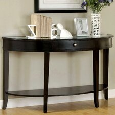 Backwoods Console Table by Alcott Hill