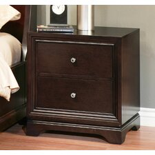 Bolton 2 Drawer Nightstand by Darby Home Co