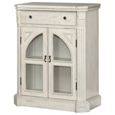 Elencourt 1 Drawer 2 Door Accent Cabinet by One Allium Way