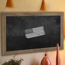 Barnwood Chalkboard