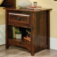 Almelo 1 Drawer Nightstand by Bungalow Rose