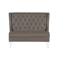 Paula Upholstered Entryway Bench by House of Hampton
