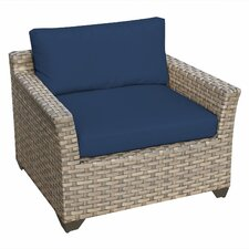 Monterey Club Chair with Cushions