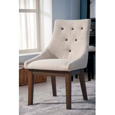 Fabric Dining Side Chair (Set of 2)