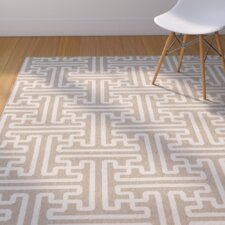 Delaney Taupe Outdoor Area Rug
