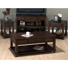 Boscobel Coffee Table Set by Loon Peak