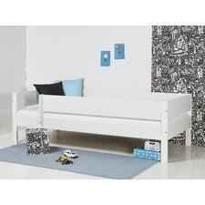 Umbaubett Huxie mit Absturzsicherung, 90 x 200 cm