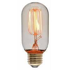 60W E26/Medium (Standard) Incandescent Vintage Filament Light Bulb