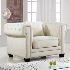 Hilaire Chesterfield Chair Chair by Willa Arlo Interiors