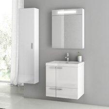 New Space 24 Single Bathroom Vanity Set by ACF Bathroom Vanities