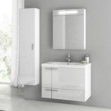 New Space 32 Single Bathroom Vanity Set by ACF Bathroom Vanities