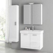 Cubical 2 30 Single Bathroom Vanity Set by ACF Bathroom Vanities