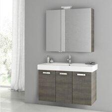 Cubical 2 41 Single Bathroom Vanity Set by ACF Bathroom Vanities