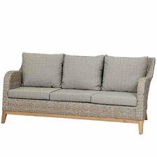 Sofa Almada mit Kissen