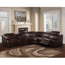 dylan power reclining sectional