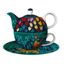 Rosina Wachtmeister 3 Piece Teapot Set