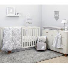 Dreamer 8 Piece Crib Bedding Set