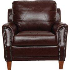 Austin Club Chair by Luke Leather