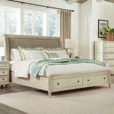 Waverley Storage Sleigh Customizable Bedroom Set